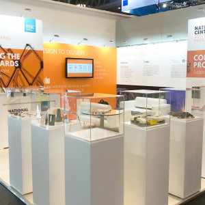 MTC Exhibition Stand at TCT Live